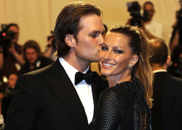 Tom Brady wife Gisele Bündchen