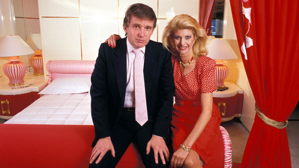 Ivana Trump got $25 million divorce money from her ex-husband Donald