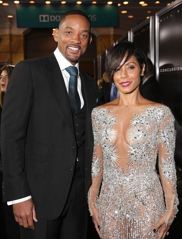 Will Smith and Jada Pinkett Smith share the secrets of parenthood