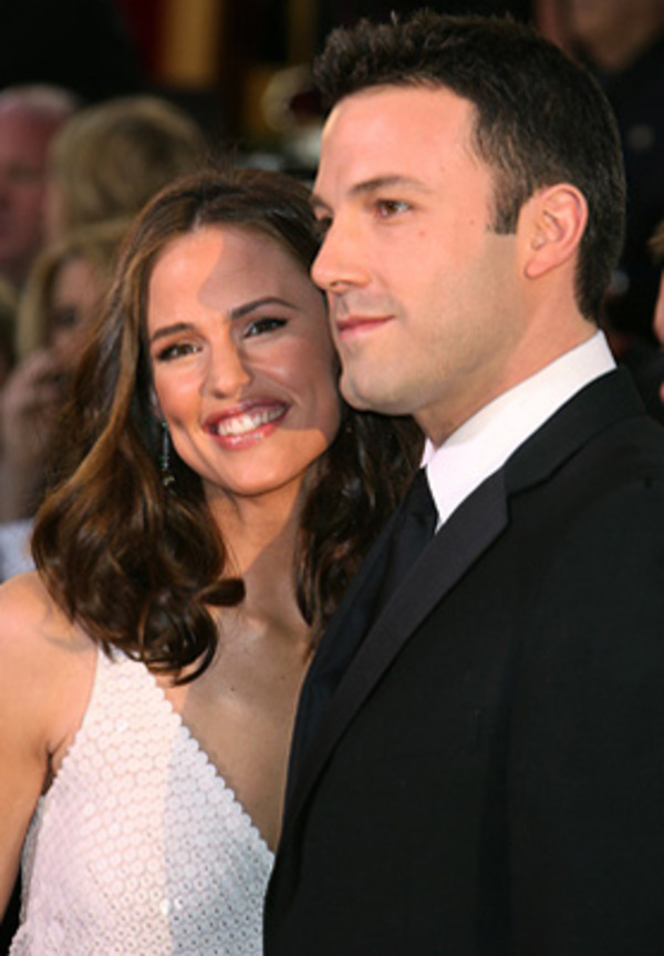 Ben Affleck and Jennifer Garner wedded in 2005