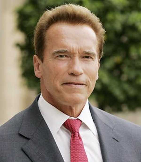 Arnold Schwarzenegger is the idol for many people