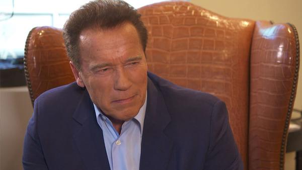 Arnold Schwarzenegger used Reg Park career to make his life plan
