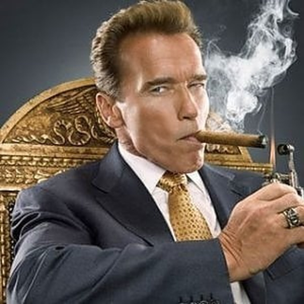 "Arnold Schwarzenegger: ""The Secret of My Success is Staying Hungry!"""
