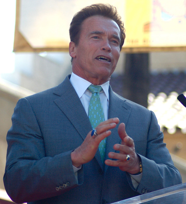 Arnold Schwarzenegger is really opened to his fans in his interviews