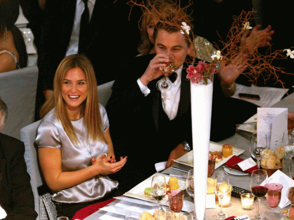 Leo DiCaprio and Bar Refaeli split in 2011