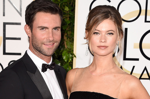 "Adam Levine wife Behati Prinsloo: ""It's just next-level love"""