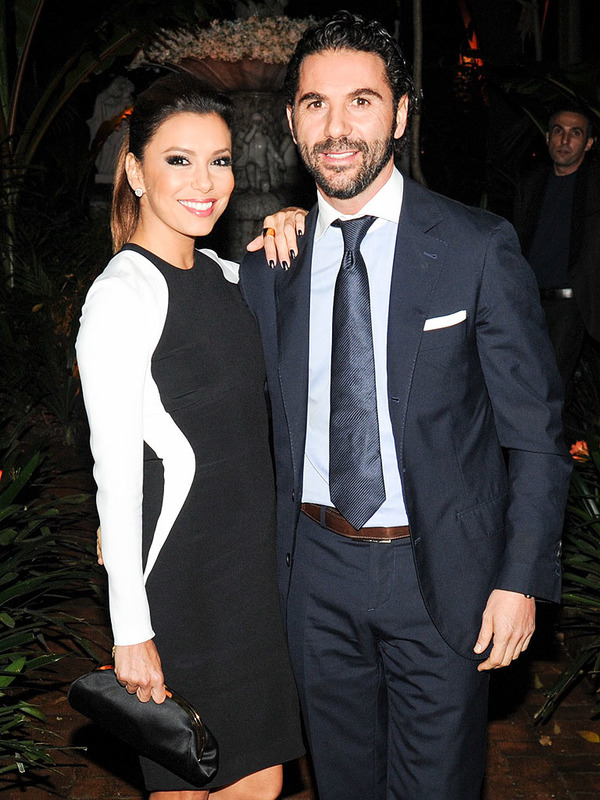Eva Longoria and Jose Baston met in 2013