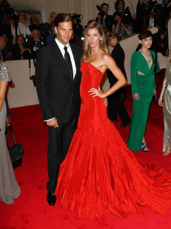 Tom Brady and Gisele Bündchen started their affair in late 2007