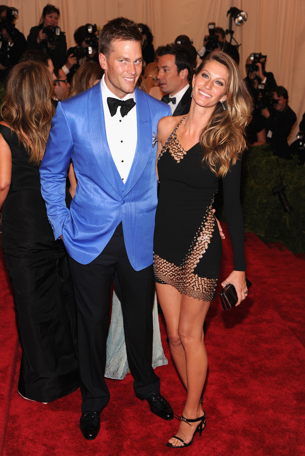 Gisele Bündchen and Tom Brady coped with their marriage problems