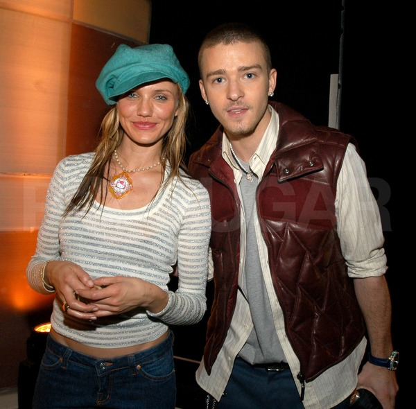 Justin Timberlake and Cameron Diaz were engaged