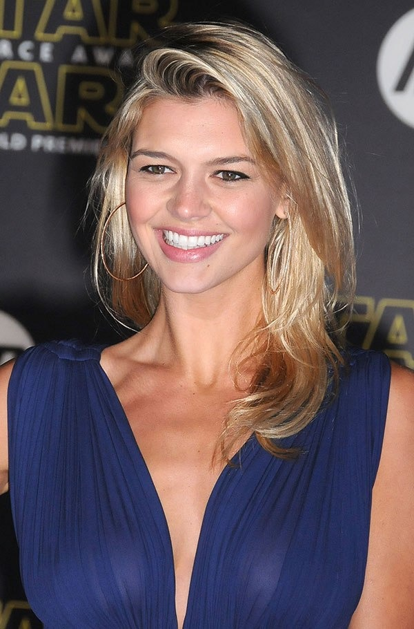 Leonardo DiCaprio Girlfriend (former) Kelly Rohrbach