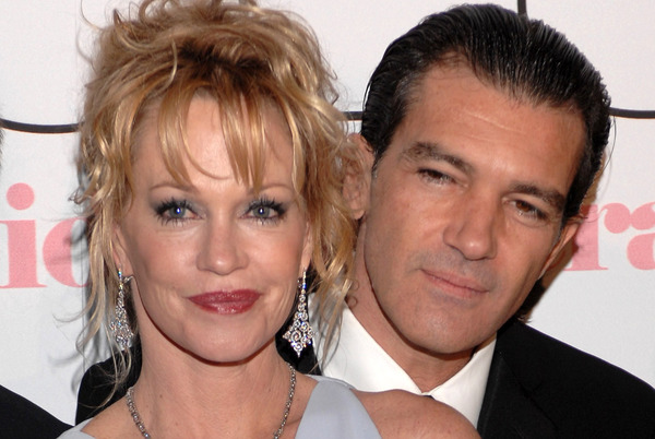 Melanie Griffith and Antonio Banderas divorced after 18 years of marriage
