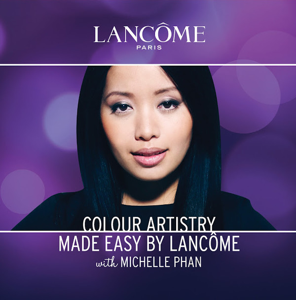 Michelle Phan endorsed Lancome