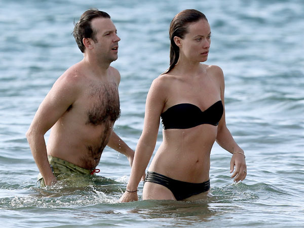 Jason Sudeikis and Olivia Wilde still are not married