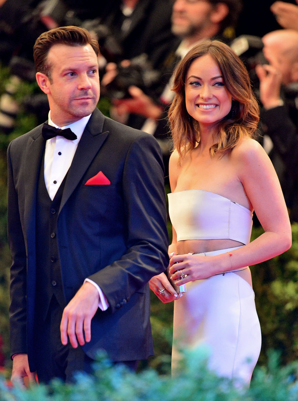 Jason Sudeikis and Olivia Wilde had the first date 6 months after meeting