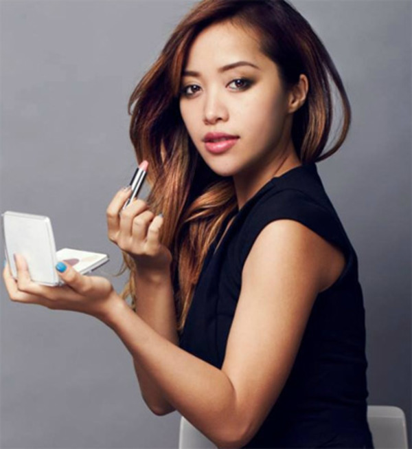 Michelle Phan is a Youtube star