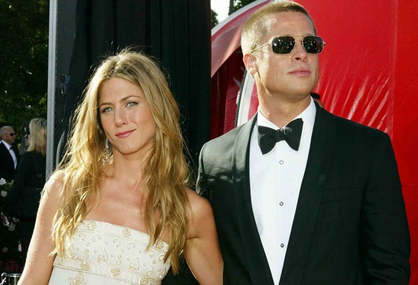 Brad Pitt and Jennifer Aniston had a great wedding!