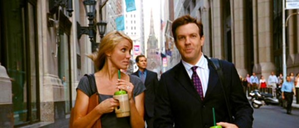 Jason Sudeikis and Cameron Diaz in What Happens in Vegas