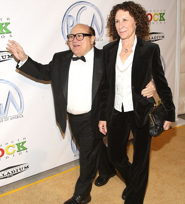Danny DeVito and Rhea Perlman are preparing divorce papers