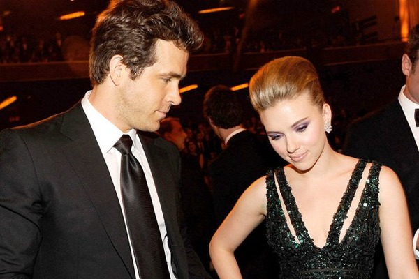 Ryan Reynolds and Scarlett Johansson divorced in 2010