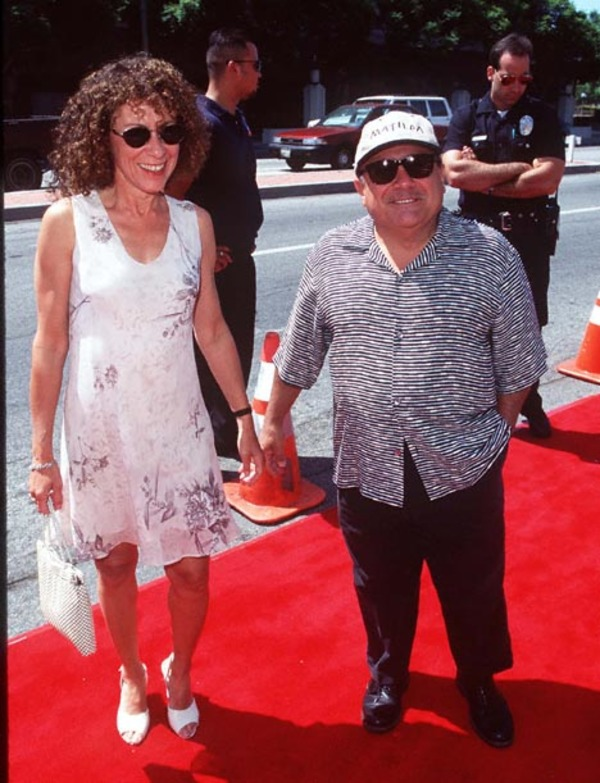 Danny DeVito and Rhea Perlman remained friends
