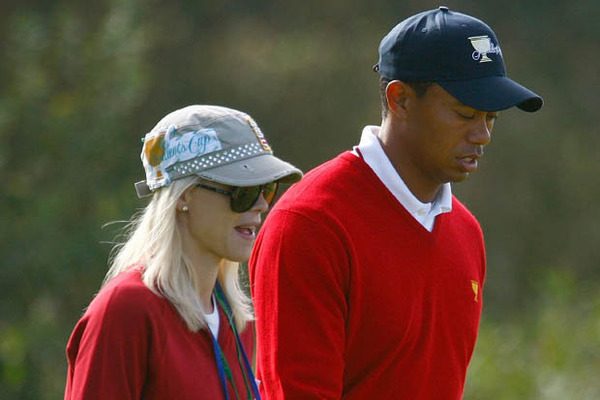 Tiger Woods wife Elin Nordegren filed for divorce after his cheating