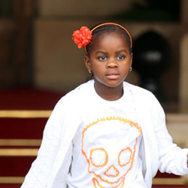 Madonna adopted daughter Mercy James