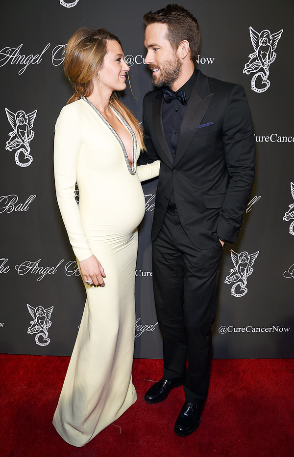 Pregnat Blake Lively is focused on her husband  Ryan Reynolds