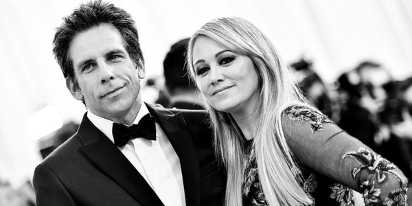 Ben Stiller and Chrisine Taylor separated in 2017