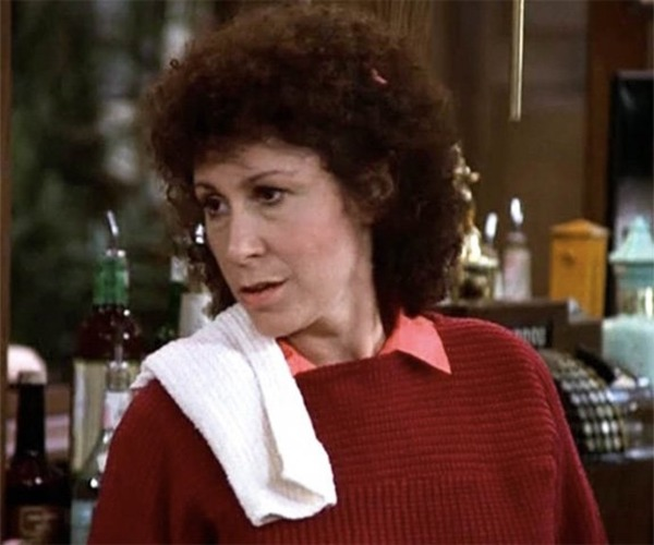 Rhea Perlman as an actress in Cheers