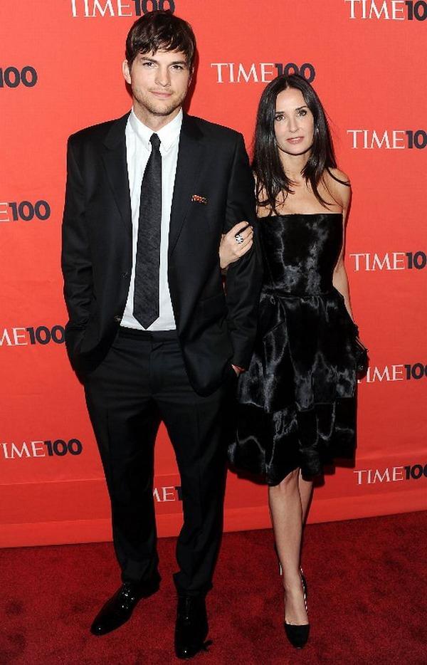 Ashton Kutcher ex-wife Demi Moore