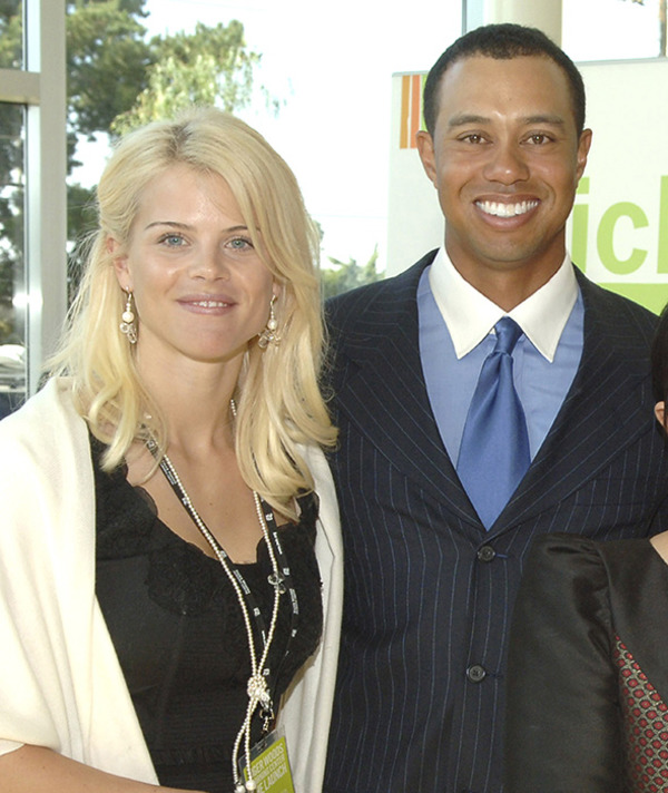 Tiger Woods wife Elin Nordegren