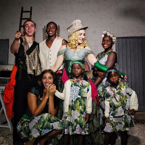 Madonna Kids: How Many Children Does the Star Have?