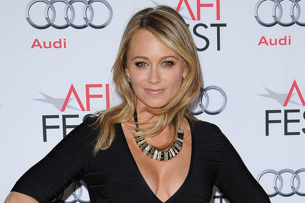Ben Stiller wife Christine Taylor