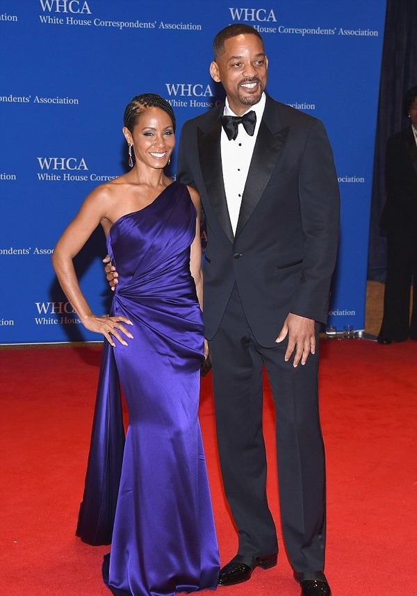 Will Smith and  Jada Pinkett-Smith celebrated their fifth anniversary