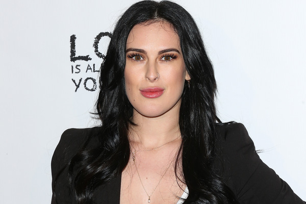 Bruce Willis daughter Rumer Willis