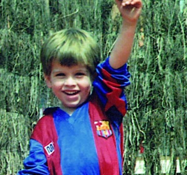 Gerard Piqué small