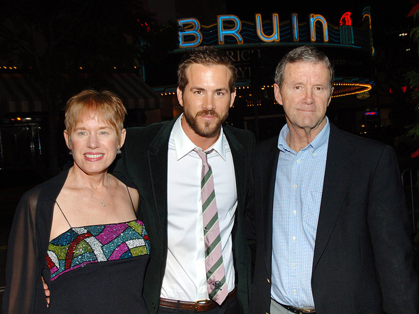 Ryan Reynolds parents