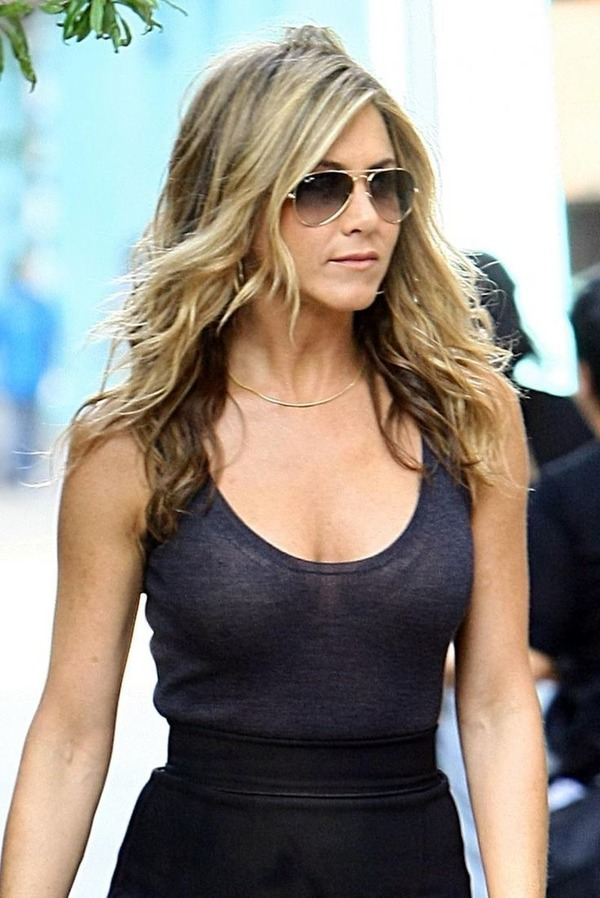 Brad Pitt first wife Jennifer Aniston