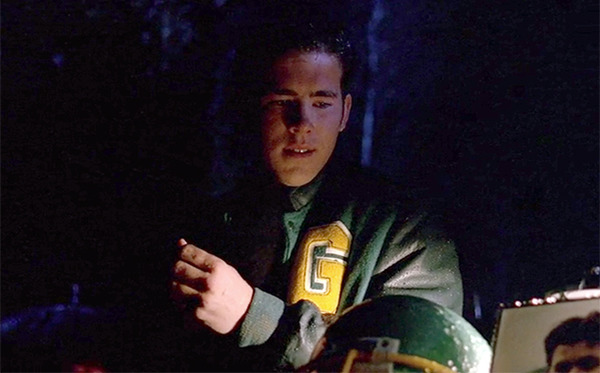Ryan Reynolds in X Files