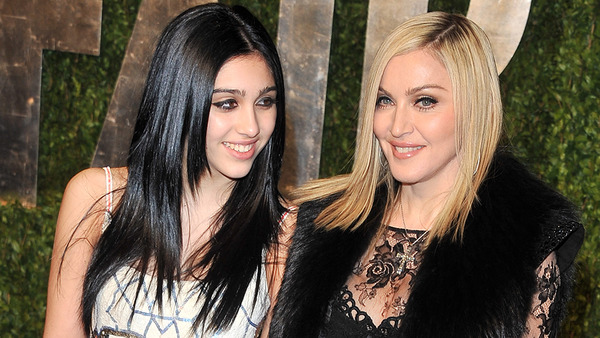 Lourdes Leon with her mother Madonna