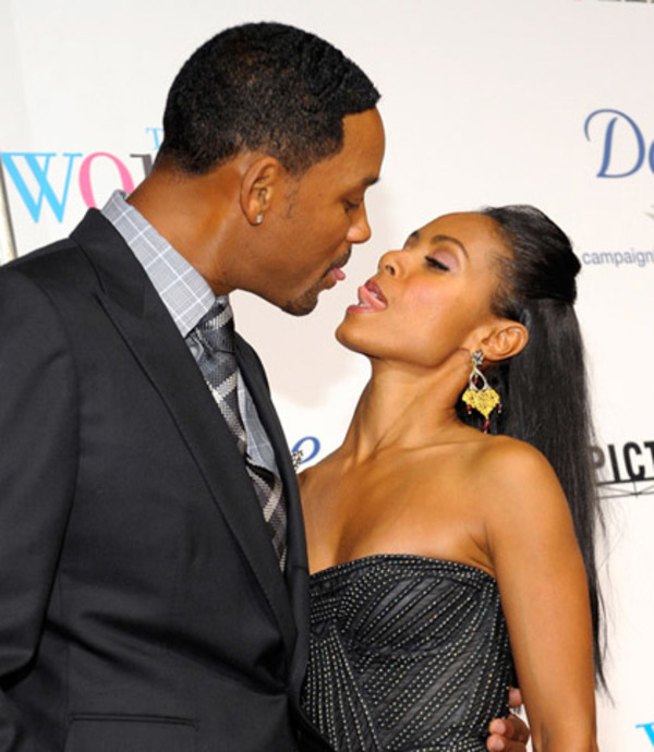 Will Smith taught Jada Pinkett Smith to laugh