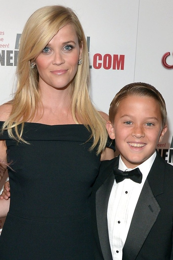 Reese Witherspoon son Deacon Reese Phillippe