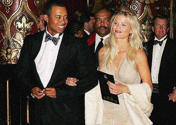 Tiger Woods and Elin Nordegren started dating in 2002