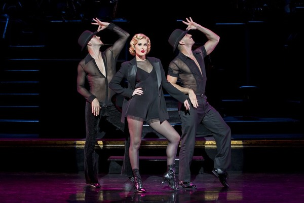 Rumer Willis as Roxie in Chicago