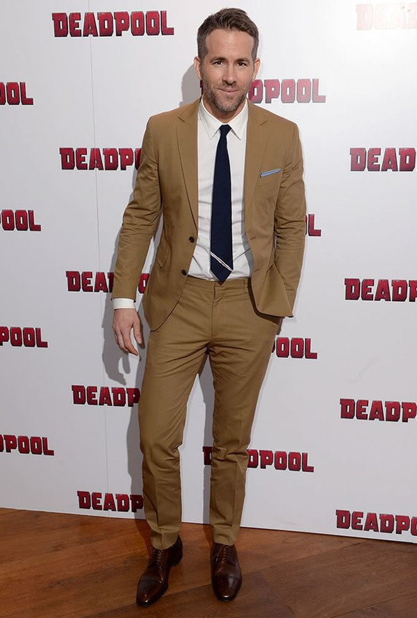 Now Ryan Reynolds is a Hollywood A lister