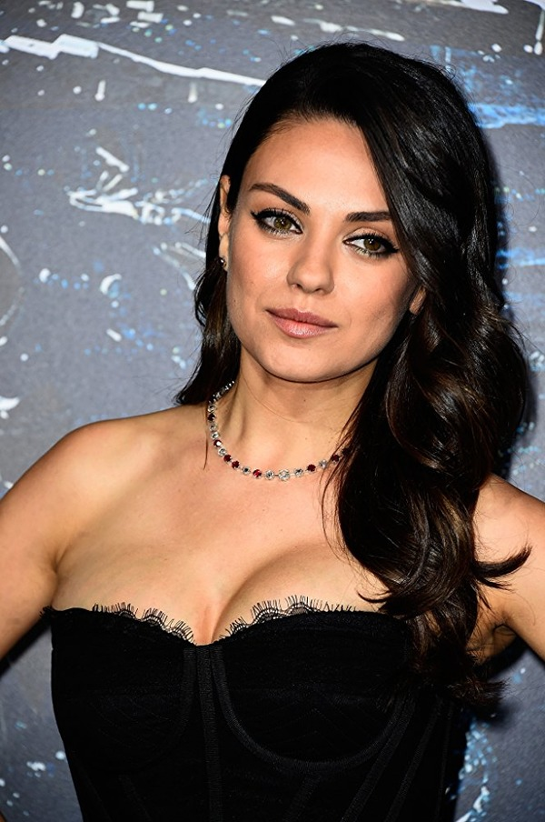 FHM ranked Mila Kunis as the sexiest woman in the world in 2013