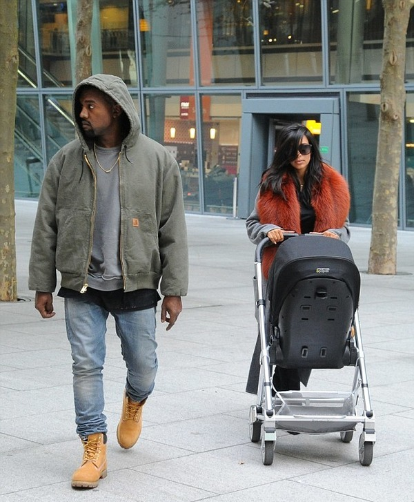 Kanye West and Kim Kardashian have welcomed the third kid