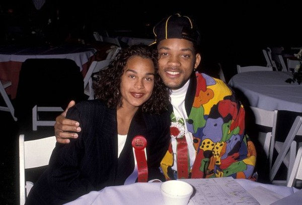 Will Smith and Sheree Zampino divorced in 1995