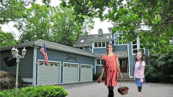Annie LeBlanc house in Maryland